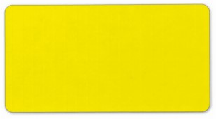 plain solid yellow color blank labels more than invites